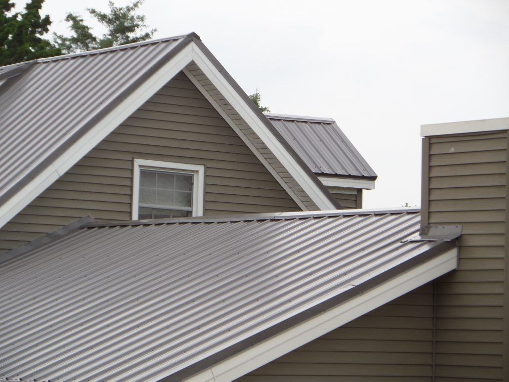 Metal Roof Purlins Over Shingles | Metal roof over ...