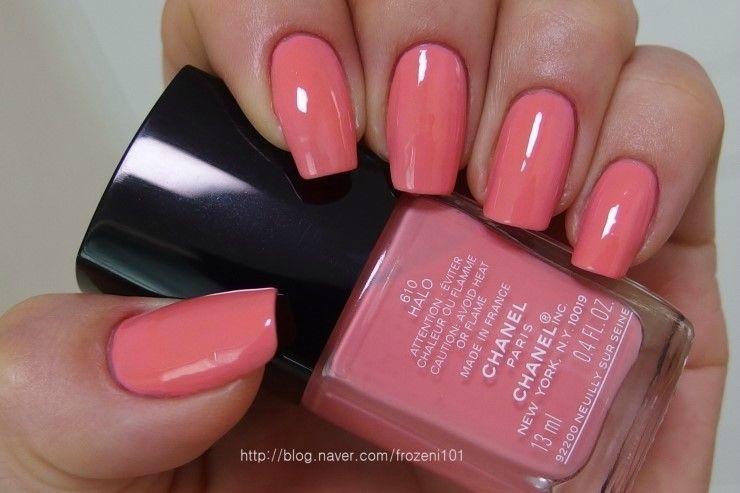 a1f6fb0d7e2 Chanel Le Vernis 610 HALO Chanel Nail Polish, Chanel Nails, Halo Nails,  Hubba