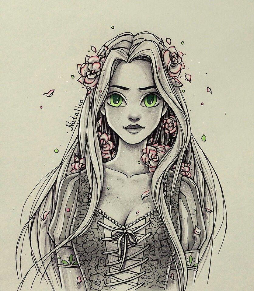Disney Drawings: Illustration, Natalico Deviantart