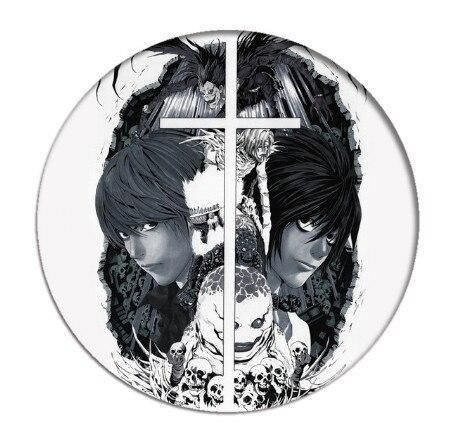 Photo of Death Note badge bag or lapel pin 25 styles – 24