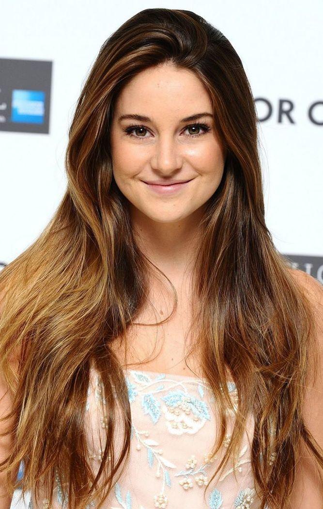 Shailene Woodley Shailene Woodley Hair Long Hair Styles Beauty