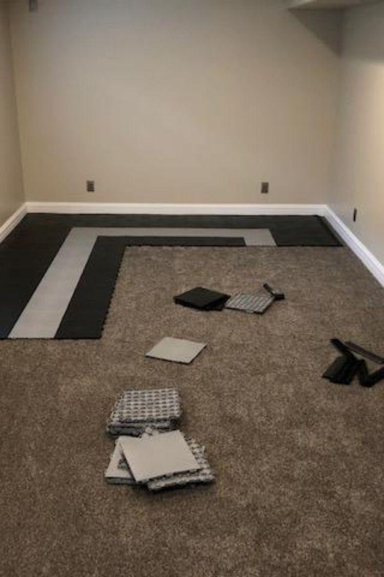 Staylock Tile Orange Peel Black Gym Flooring Tiles Gym Flooring