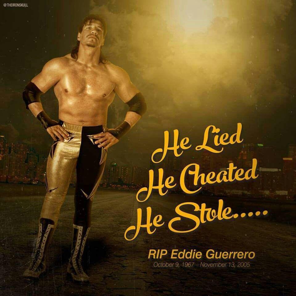 RIP Eddie Guerrero