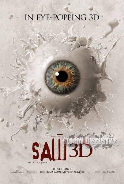Ver Juego Macabro 7 Saw 7 2010 Online Descargar Hd Gratis Espanol Latino Subtitulada Eyeball Art Eyes Wallpaper Eye Illustration