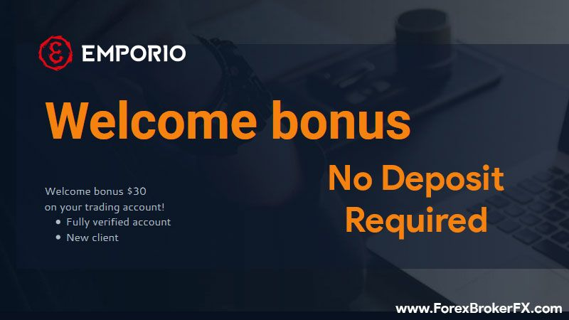 free bonus no deposit forex brokers