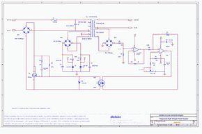 Regulated High Voltage Power Supply | Power supply ...