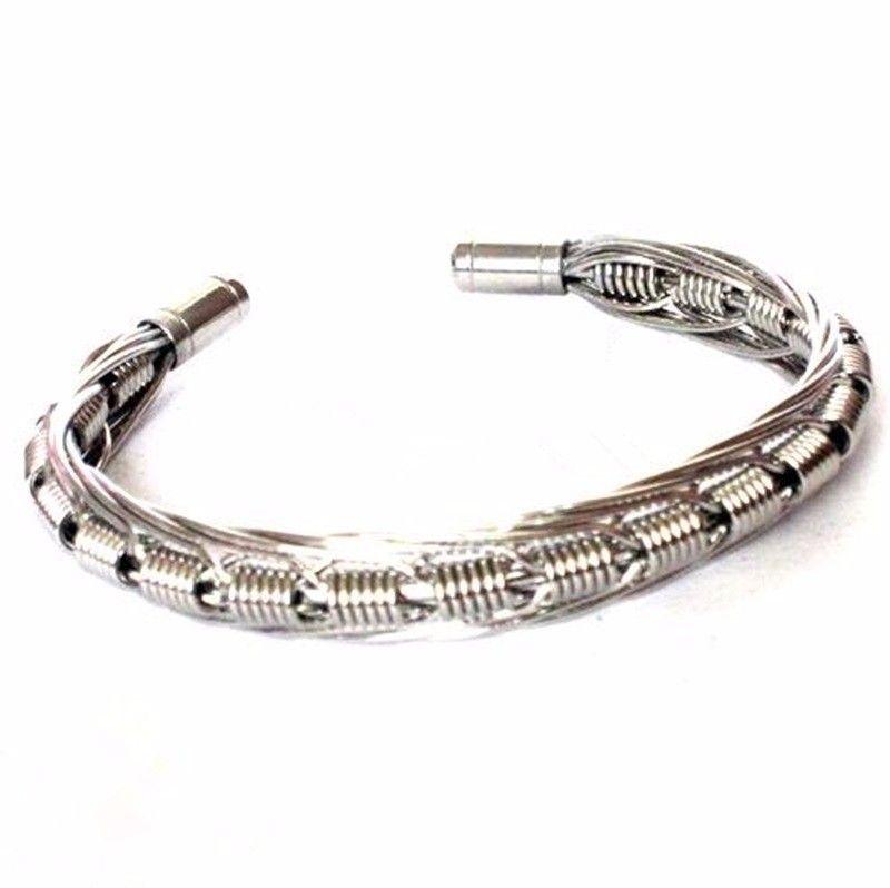 FYF62 Demon Killer Vaper Bracelet Awesome Ecig Accessory Best Cool Design fit Vaping 316 L Silver Color 100% Handmade | China Vapor Desire