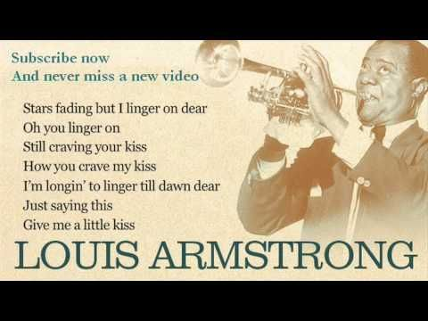 Louis Armstrong Ella Fitzgerald Me Too Lyrics Songs To Sing Songs