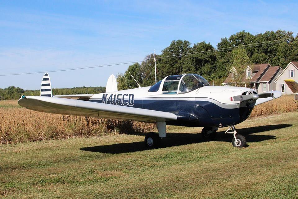 Ercoupe 415C 3 aviationpilotsky Aviation