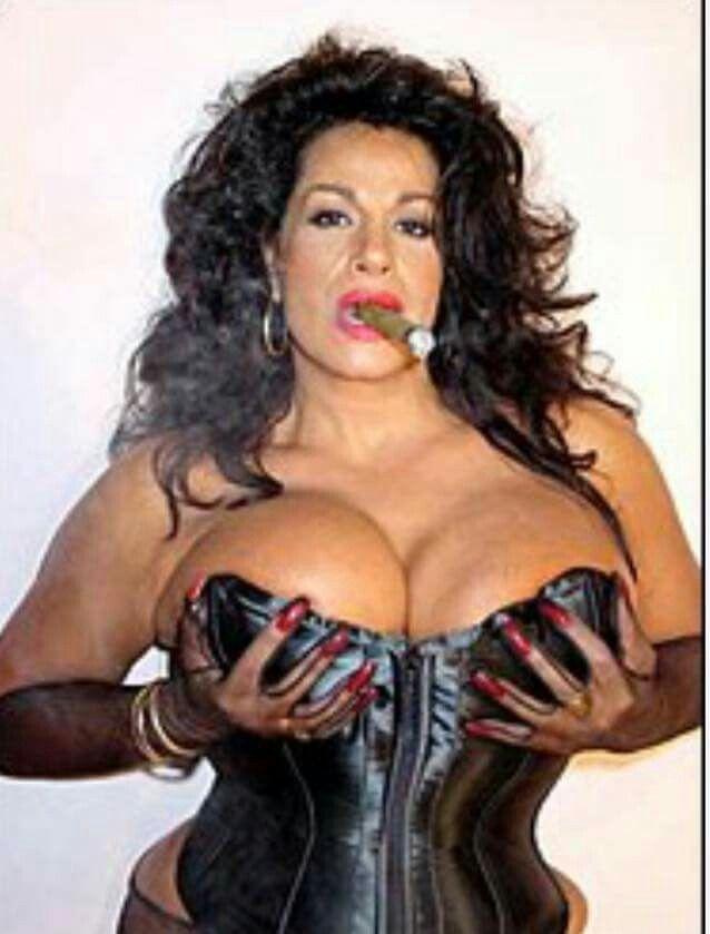 Vanessa Del Rio Her Cigar Yeesh