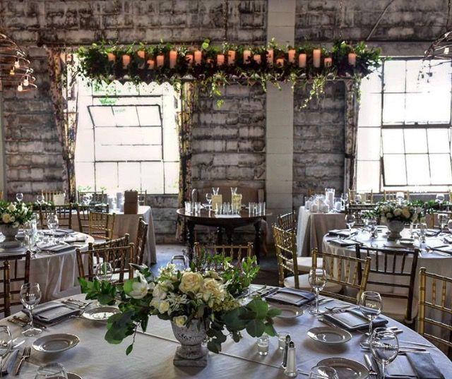 Wedding Hairstyle Near Me: Vintage Industrial Wedding Venue In Southwest Michigan