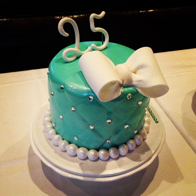 25th Birthday Cake Party Ideas 25th Birthday Cakes Birthday