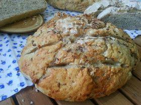 Pan de centeno de Nueva York ( New York Deli Rye Bread)