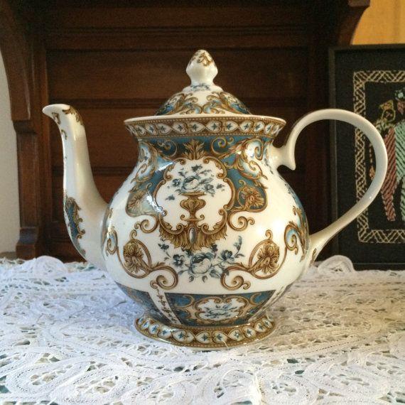 teapots ceramic ornate
