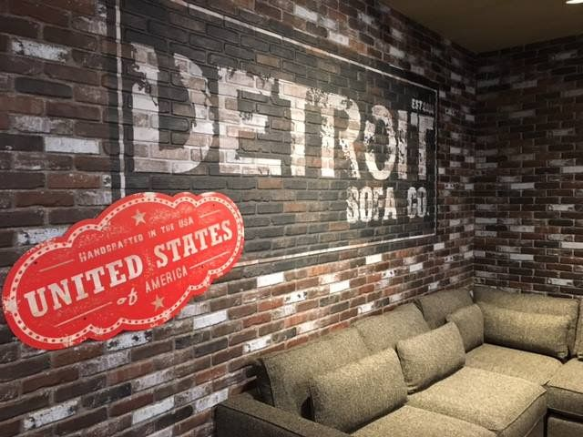 Merveilleux The Detroit Sofa Company, Exclusively At Art Van Furniture Stores! Inspired  By Detroit, Made In The USA, Handcrafted Superior Quality With Custom Order  ...