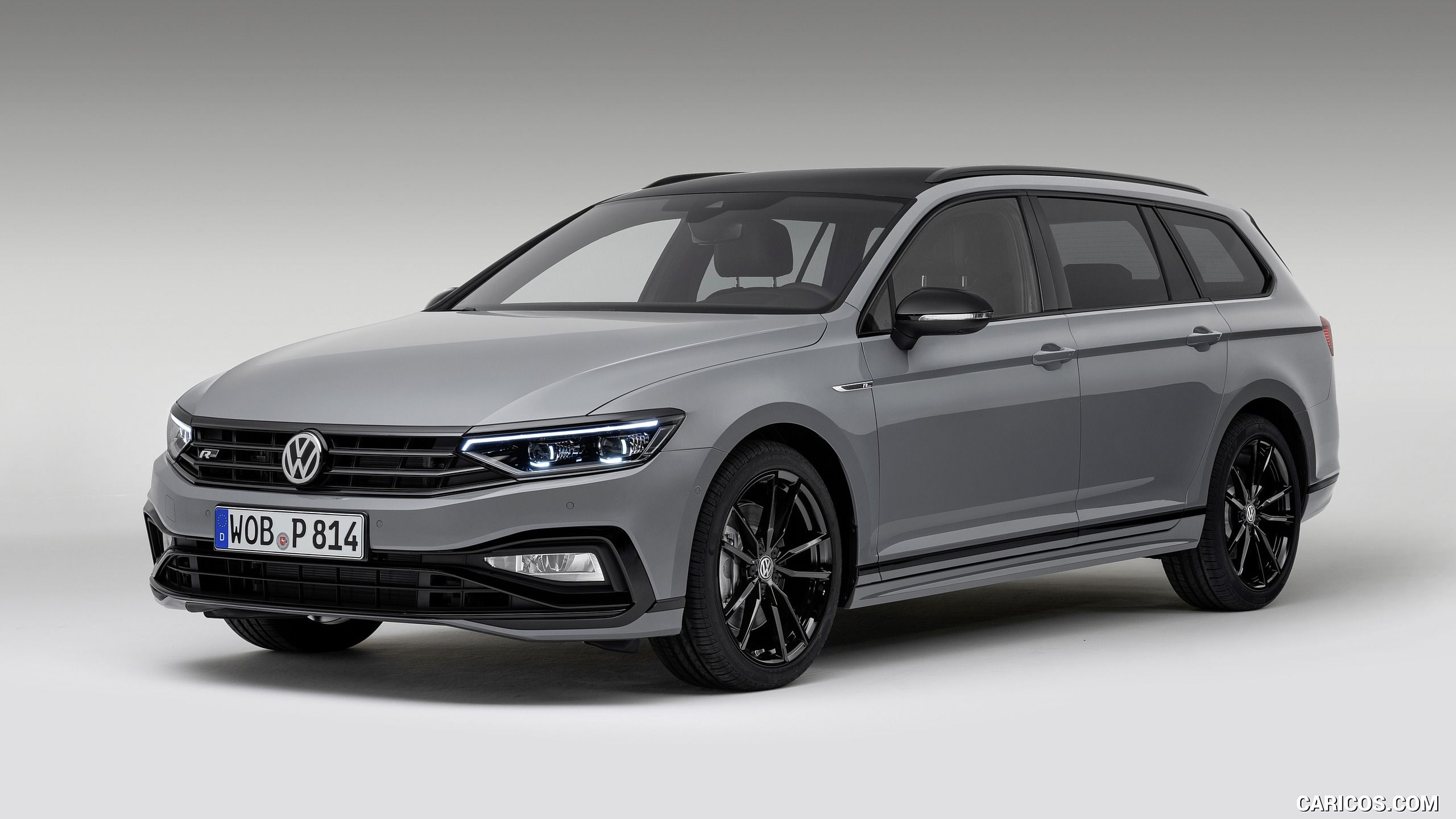 2019 Volkswagen Passat Variant R Line Edition Eu Spec Front Three Quarter Hd Jetta Wagon Vw Passat Volkswagen Passat