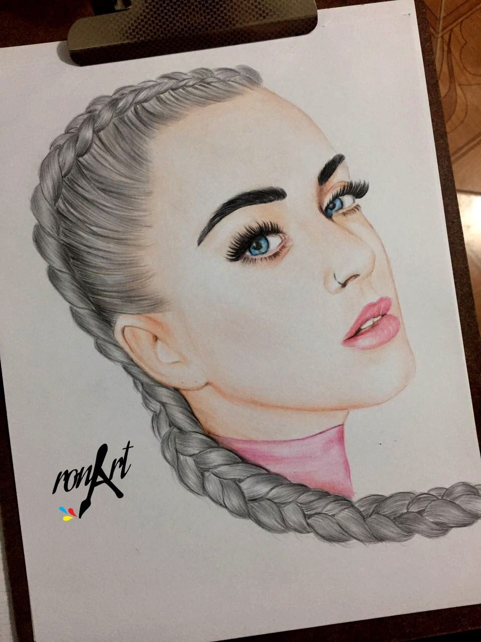 katy perry sing drawing fabercastell desenhos in 2018