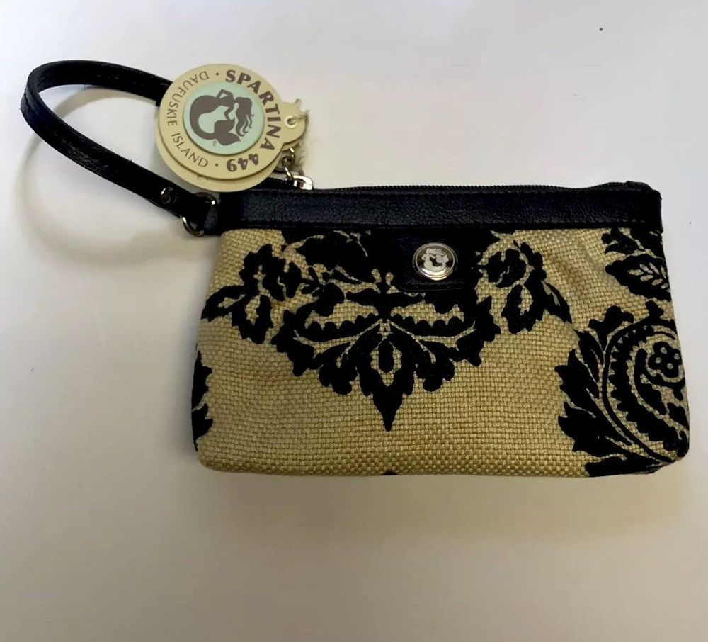 2e0835d364dd Spartina 449 Wristlet In Oakley Hall NWT  fashion  clothing  shoes   accessories