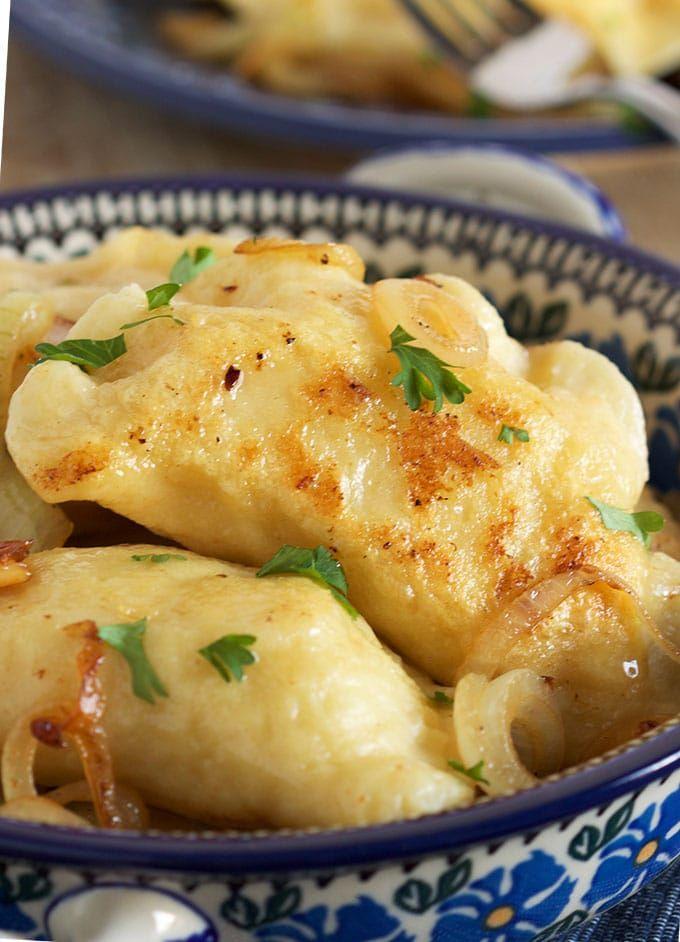 The Very Best Potato Pierogi Recipe - The Suburban Soapbox