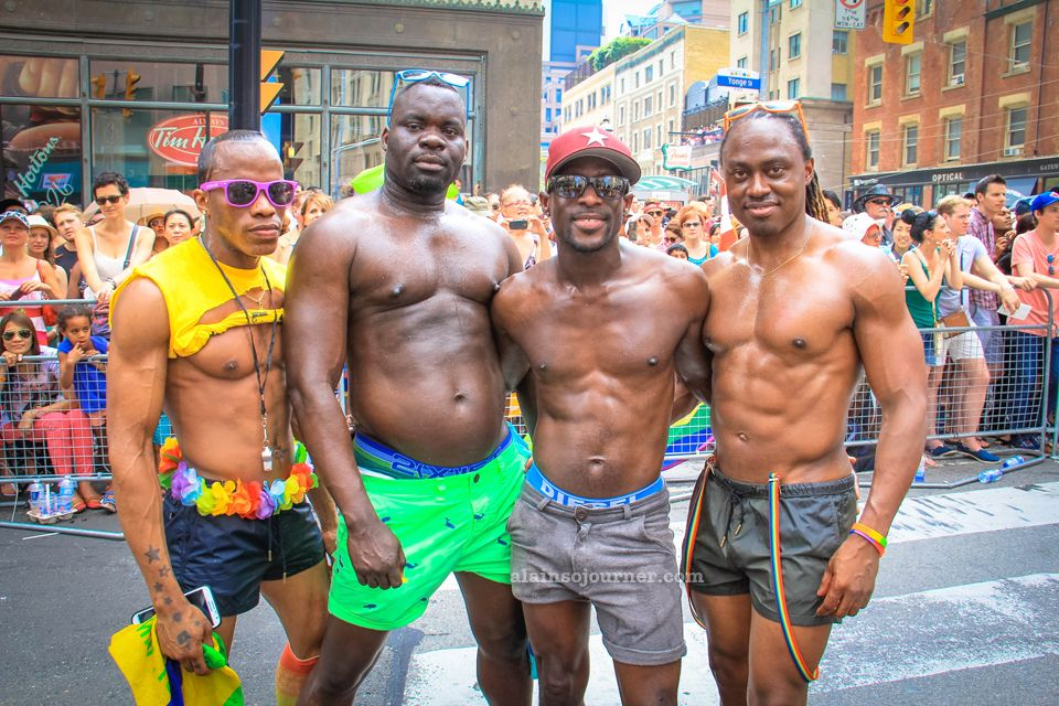 Gay black men in philadelphia