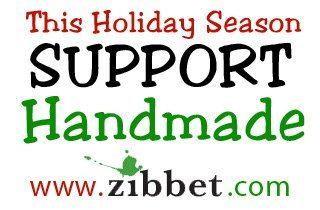 Shop at www.Zibbet.com for handmade goods. #zibbet