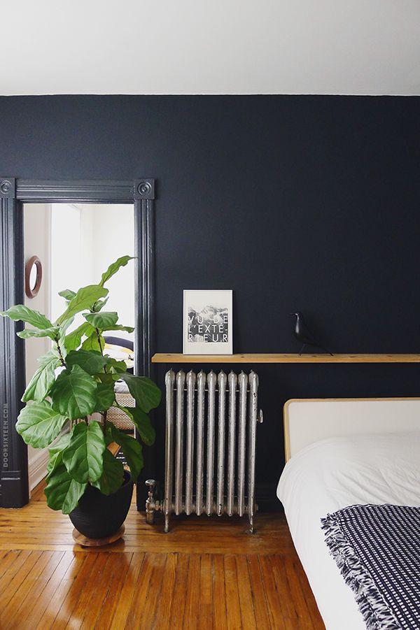 The 5 Best Black Paint Colors Black Paint Color Black Painted