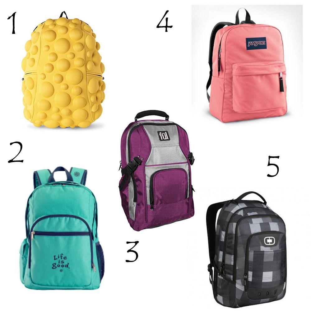 Top Kids Backpacks 2012   Top 5   Pinterest   Top backpacks and School