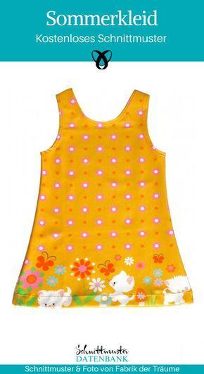 Photo of Sommerkleid für Mädchen