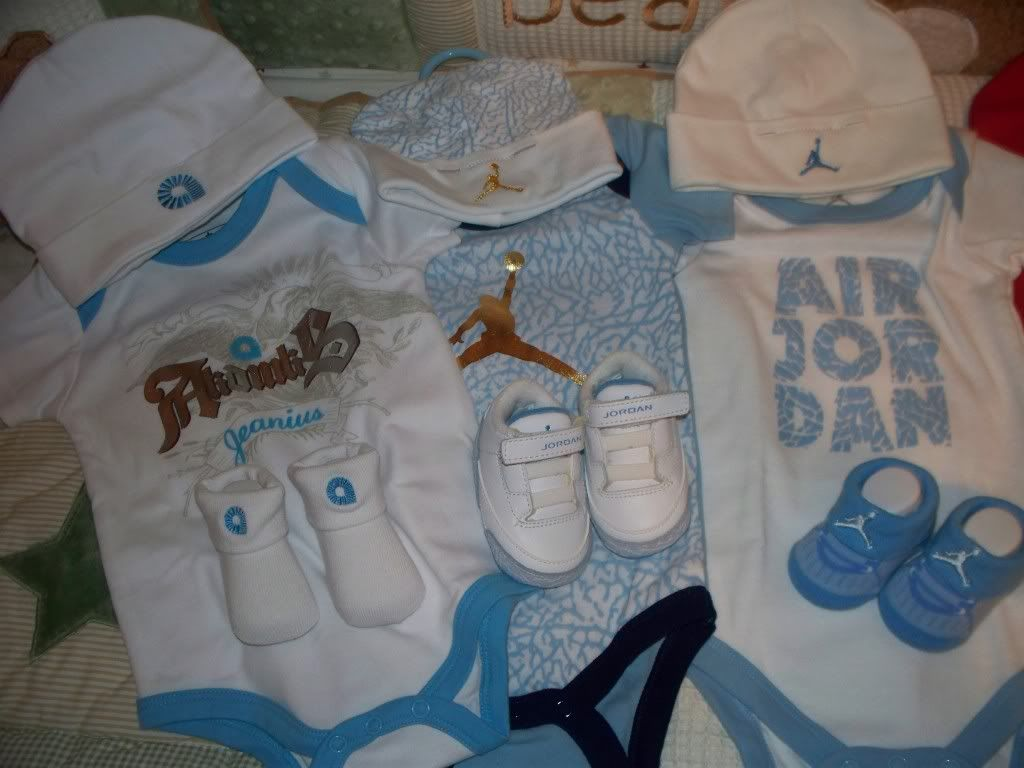 Newborn Baby Girl Jordans Google Search Babydolls Pinterest
