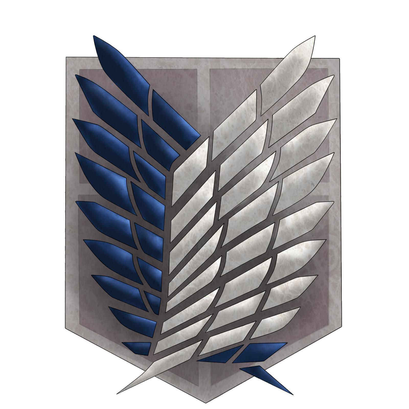 Attack On Titan Logo Transparent