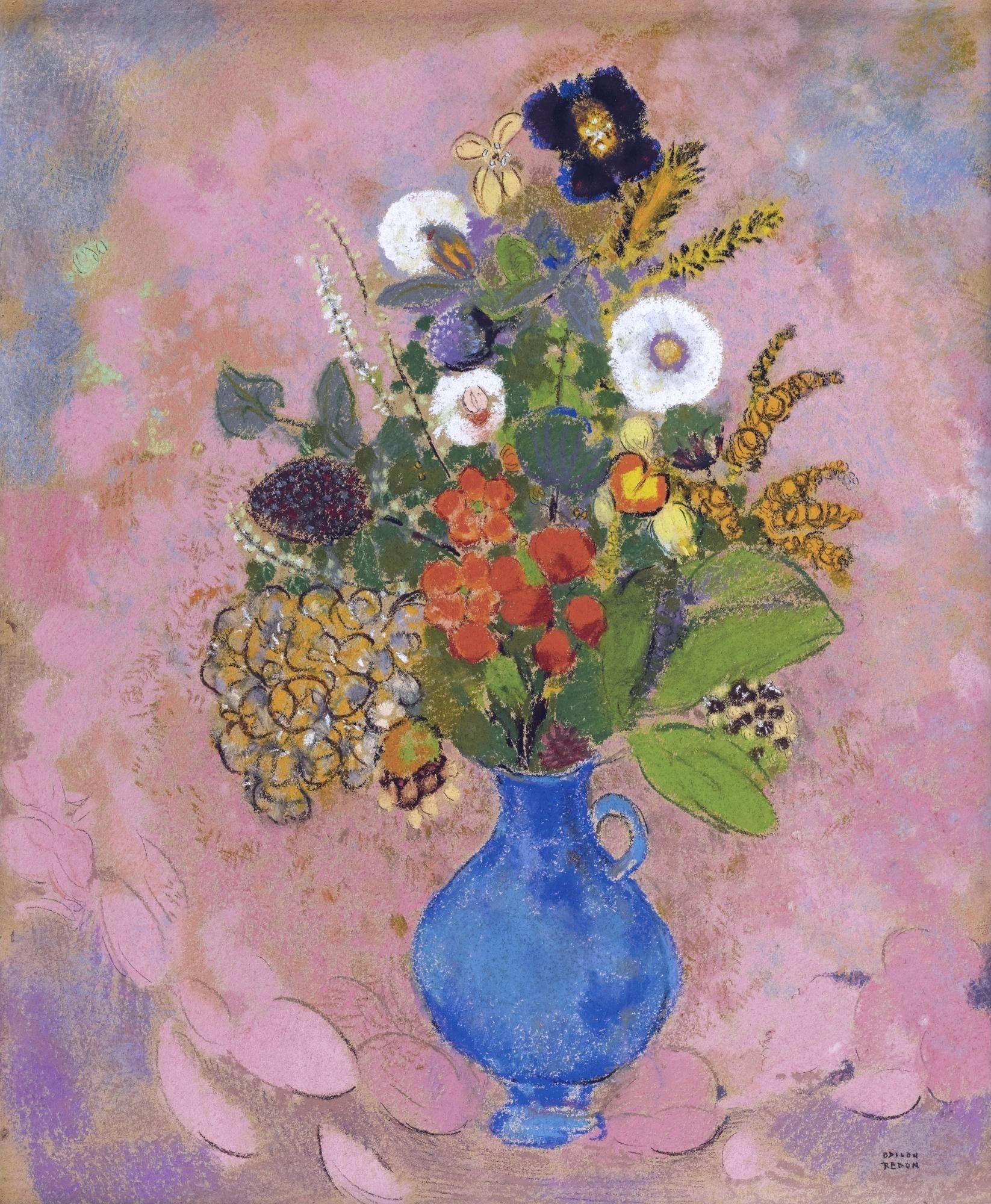 выбор цветы в изобразительном искусстве картинки касается оттенков