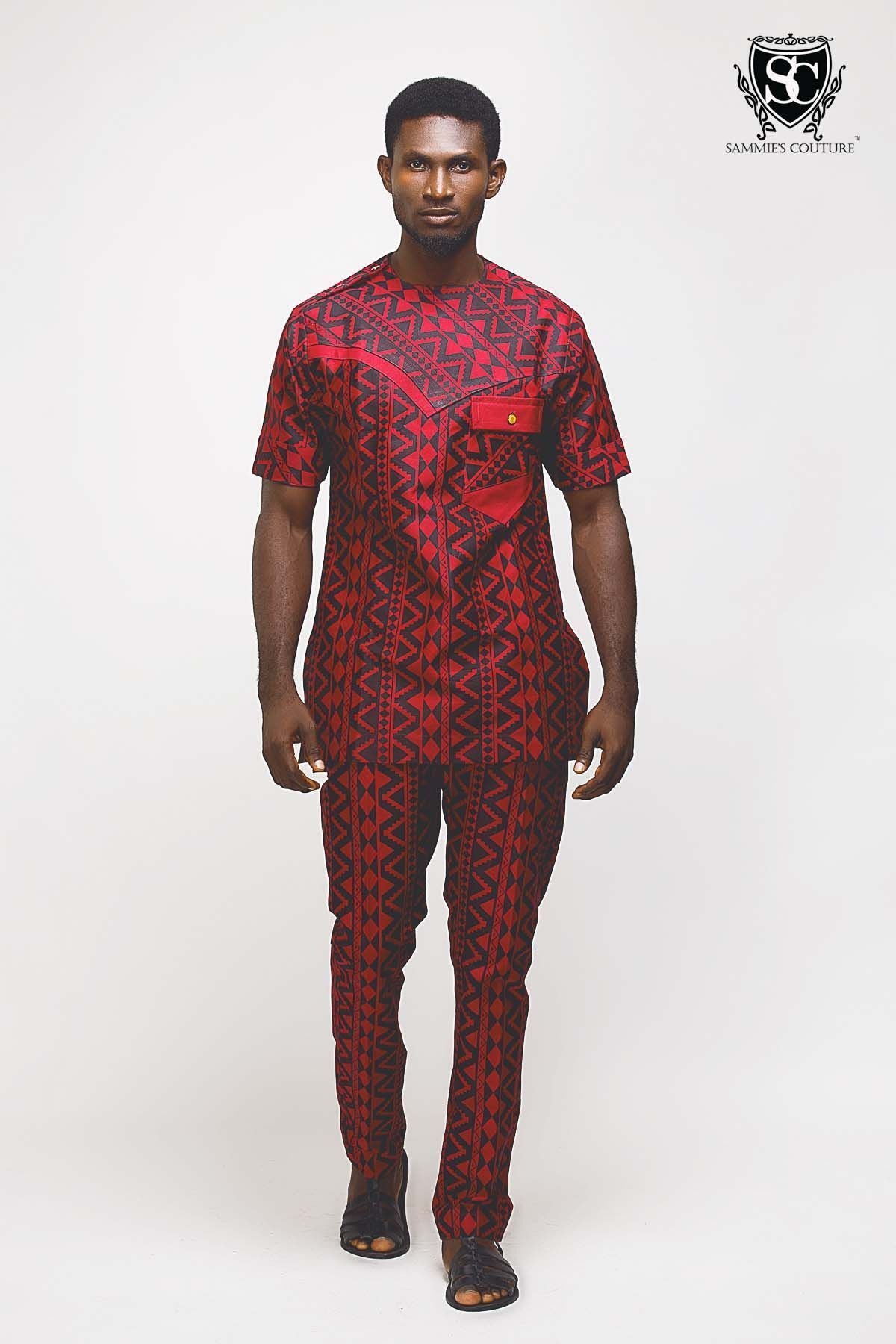 Sammiescouture african fashion ankara kitenge african women