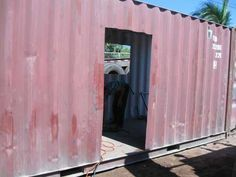 How to - Shipping Container Homes