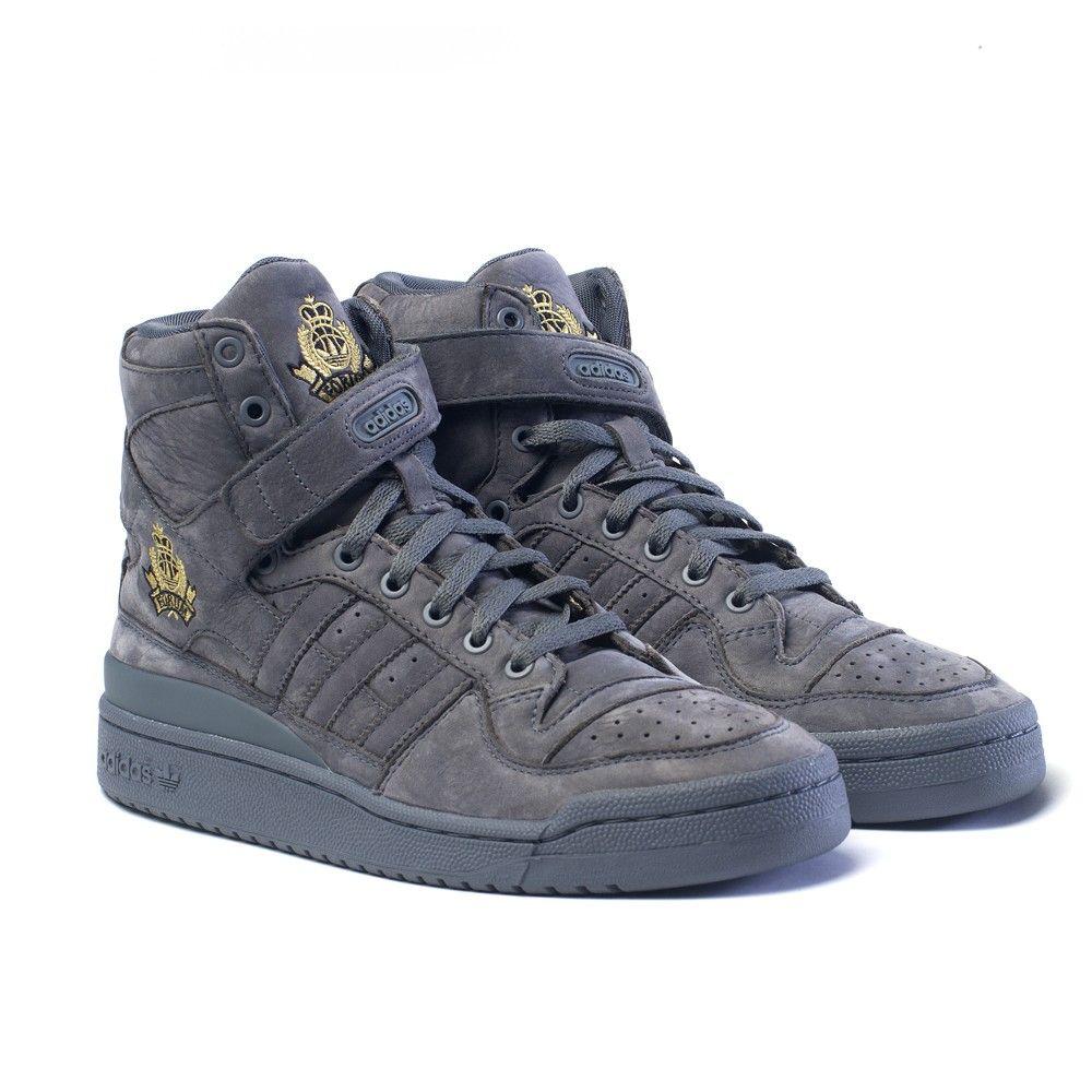Adidas Forum Hi Via Boystontradingco Com Adidas Sneakers Shoes