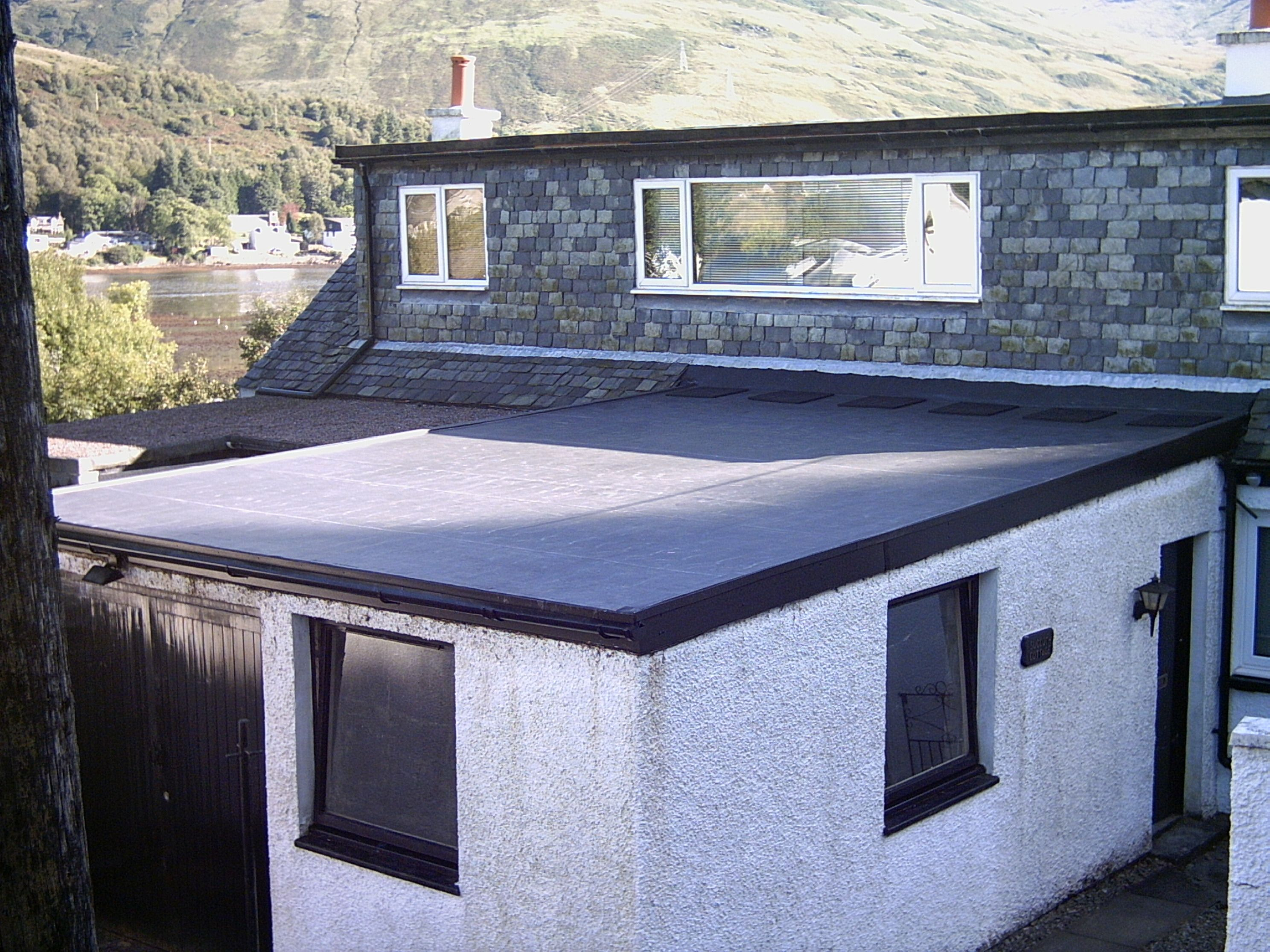 Best Flat Roof In Garelochead Flat Roof Repair Roofing 640 x 480