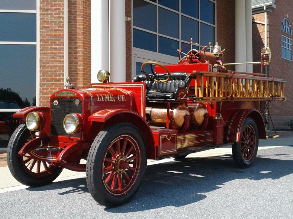 "AACA Museum's latest exhibit celebrates ""Getti Fire"