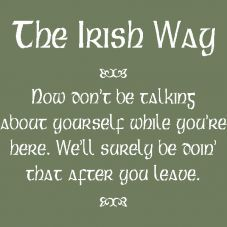 Famous Irish Quotes About Life Stunning C27090591C384F9658D4A8B754202E45 227×227  Irish Love