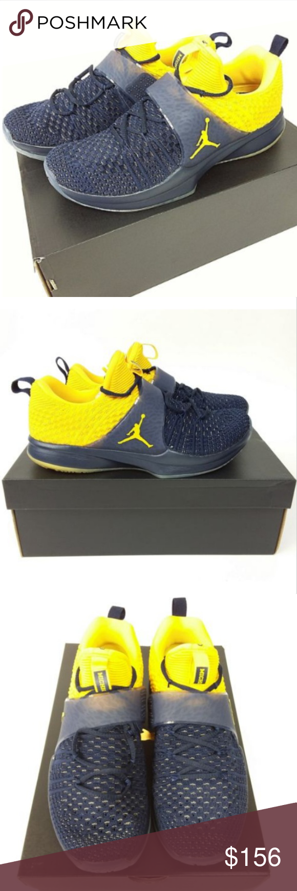 Mens Nike Jordan Trainer 2 Flyknit Shoes Disclosure  All Nike brand items  sold 8f61f55da