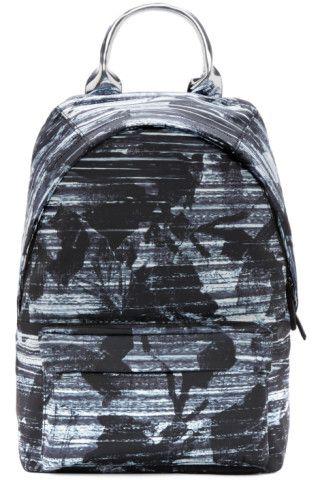 5a8262b85f8 Y-3  Black Toile Hiker Backpack   SSENSE   Bags mens   Pinterest ...
