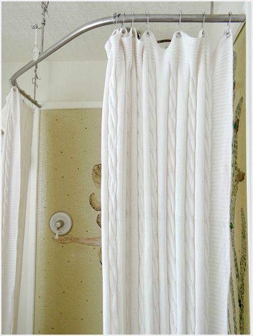 Roundup 15 Statement Shower Curtains That You Can Diy Bathroom Hacks Small Bathroom Ikea Bathroom