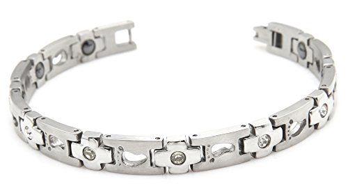 Hpolw Bracelets Titanium Steel Chain Magnet Bracelet Crystal Men Hpolw http://www.amazon.com/dp/B00YY4YWKC/ref=cm_sw_r_pi_dp_qKq-vb1NBNEXV