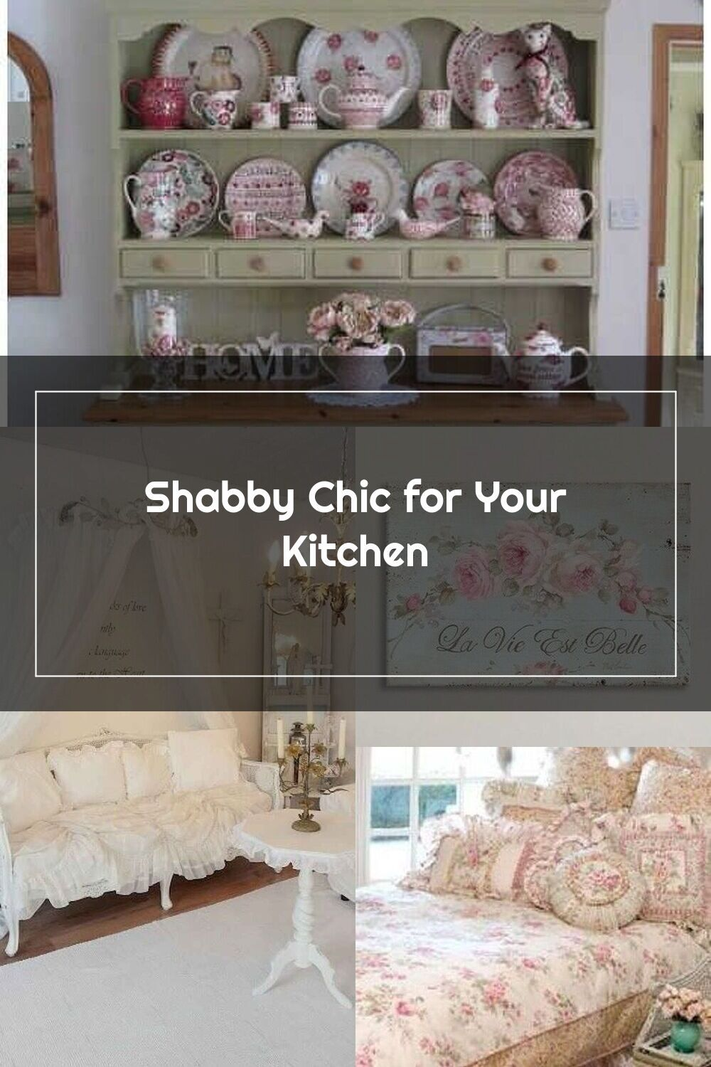Popularity of Shabby Chic Furniture Increases Day by Day