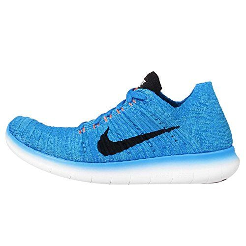 reputable site c5ef1 97f82 Nike Girls Free RN Flyknit Running Shoes | The Runner's Shoe ...