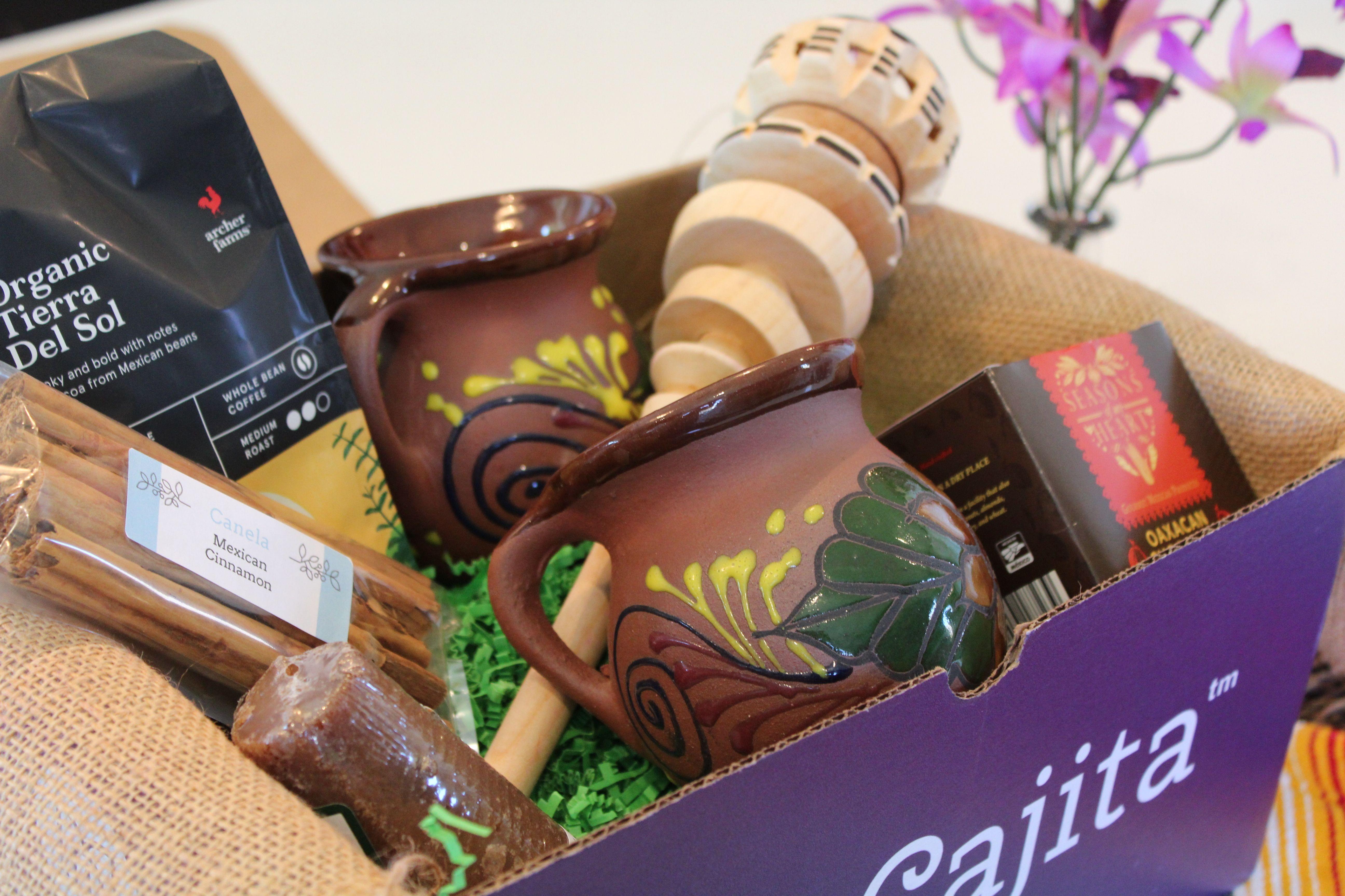 MyCajita Mexican Gifts Artisan Artisanal Coffee Chocolate