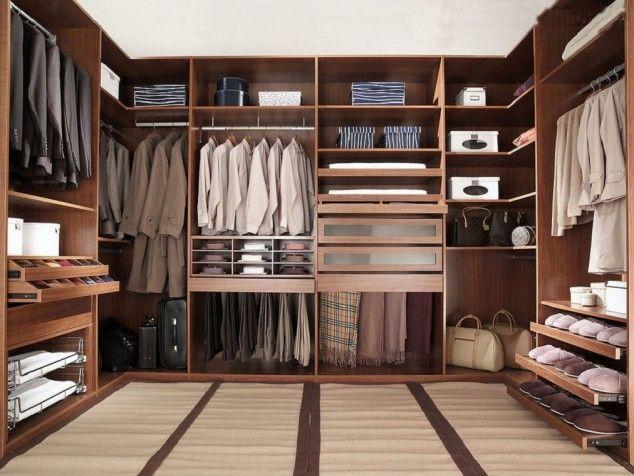 16 мodern аnd Stylish His And Hers Walk In Closets Closet Ideas