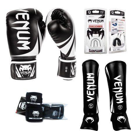 afc3f38d9 Kit Muay Thai Venum Challenger Artigos