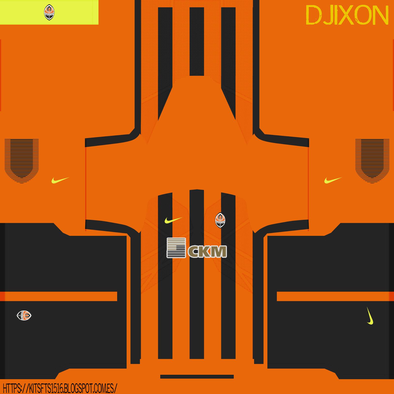 Kits para PES (Pro Evolution Soccer) DL (Dream League, movoles) y