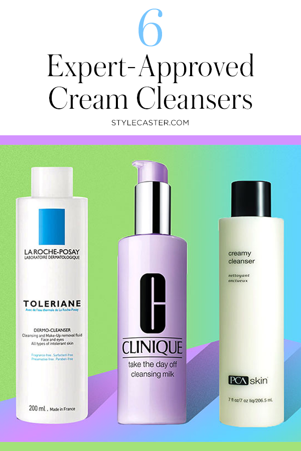 6 Expert Recommended Cream Cleansers That Ll Let Your Summer Skin Breathe Cream Cleanser Best Face Products Face Cream Best
