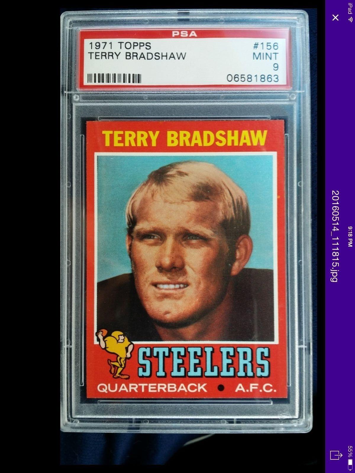 1971 topps baseball cards ebay