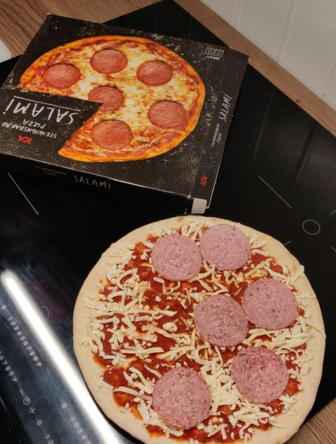 Y no miente - #envoltorio #igual #imagen #pizza